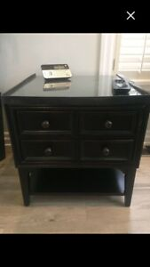 Hi End Coffee Table and matching End Table ( Moving Sale)