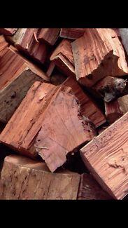 firewood jarrah