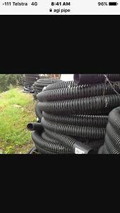 Wanted approx 70m of agi drain pipe. Benalla Benalla Area Preview