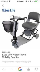 Portable Mobility Scooter Eeze