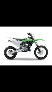 Looking for 2 stroke dirt bike