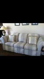 Love seat and couch  Cambridge Kitchener Area image 1