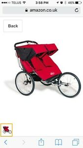 Baby Jogger Performance Double - jogging stroller