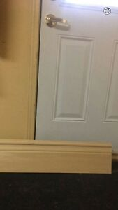 """7 1/2 """" baseboard . 10 foot and 6 foot pieces"""