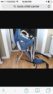 Roots child carrier