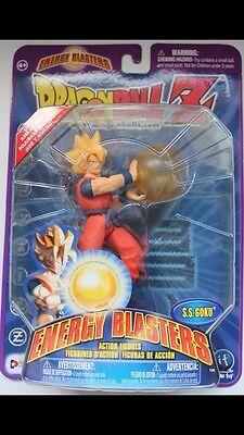 Dragonball Z Energy Blasters SS Goku Irwin Toy