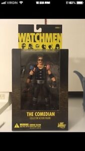 Comic Book and Video Game figures