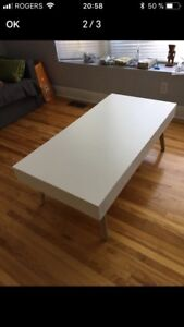 Table basse STRUCTUBE coffee table