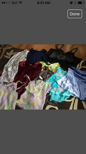 Size large lingerie lot