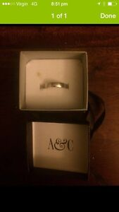 Mens size q wedding ring North Melbourne Melbourne City Preview