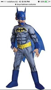 Wanted Batman costume with muscles Birmingham Gardens Newcastle Area Preview