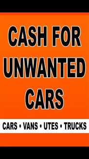Cash for unwanted cars Forest Lake Brisbane South West Preview