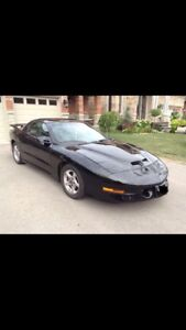 1997 Pontiac Trans AM - Located in Hamilton