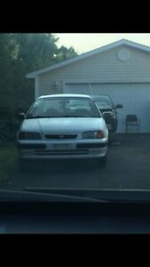 1997 toyota will pass safty obo need gone asap