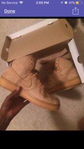 Air Force One Wheat size 12