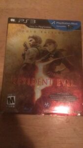 Resident Evil Gold Edition for PS3 $10
