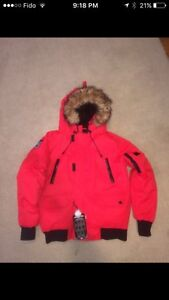 Down Filled Winter Jacket