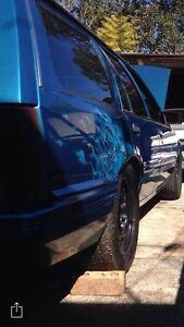 VL turbo wagon 5speed Nov rego Lethbridge Park Blacktown Area Preview
