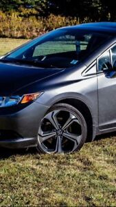 9th Gen si wheels for trade