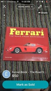 Ferrari Book - The Road from Maranello