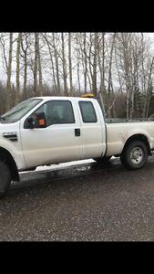 2009 F250 (repairable truck)