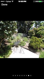 GARDEN GRANNY FLAT BEAUTIFUL WALLIS AVE STRATHFIELD