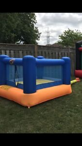 Bouncy castle RENTAL for toddlers ages 1 to 4