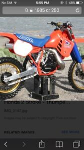 Looking for project bike