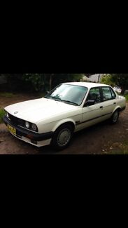 1990 BMW 318i Sedan Woy Woy Gosford Area Preview