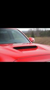 Wanted Toyota Tacoma TRD Hood with Scoop