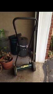 Reel Mower/Push Mower
