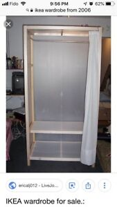 Ikea small wardrobe