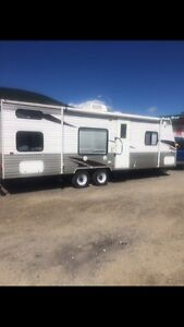 2010 forest river Cherokee Grey Wolf 26BH $13000