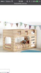 WTB low line bunk bed (negotiable price) Dudley Lake Macquarie Area Preview