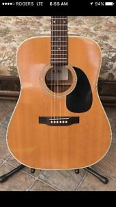 1970s SIGMA by Martin Co. - Acoustic Guitar