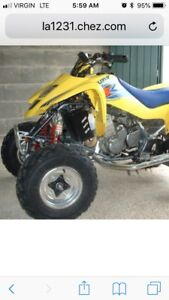 400ltz looking for parts or cheap 400lt