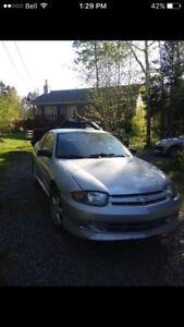 2004 chevy cavalier 1300