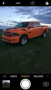 2015 limited ignition orange sport 4x4