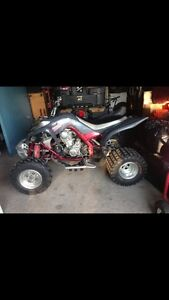 Hey I have a 2007 Yamaha raptor 700r fuel injected
