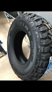 New 285/75R16 mud terrain tyres