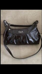 Coach Patent Leather Purse and Wallet