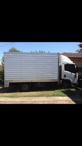 Truck With Driver For Hire Vaucluse Eastern Suburbs Preview