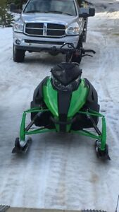 2012 arctic cat M800 trade for quad