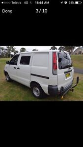 Toyota Townace  1.8 manual Castle Hill The Hills District Preview