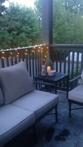 Patio/conversation set available! Kitchener / Waterloo Kitchener Area image 1
