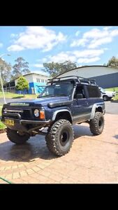 Gq patrol/ford maverick lifted swaps boat Maryland Newcastle Area Preview
