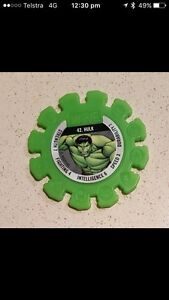Woolworths Marvel Discs Needed Huntingdale Gosnells Area Preview