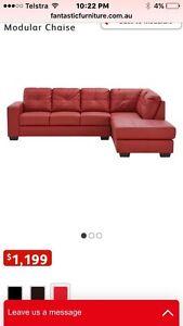 Fantastic furniture modular Lounge retail $1199 Albury Albury Area Preview