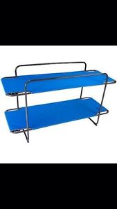 Fold up camp bed or stretcher never used and other camp beds Erskine Park Penrith Area Preview