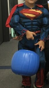 Superman costume 2-4T